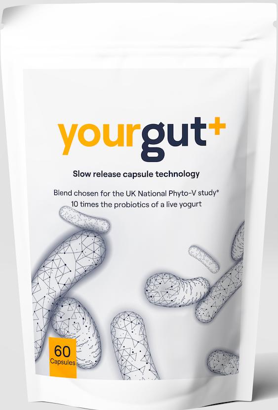 probiotics yourgut+ vitamin D