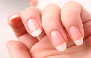 healthy lifestyle for nails