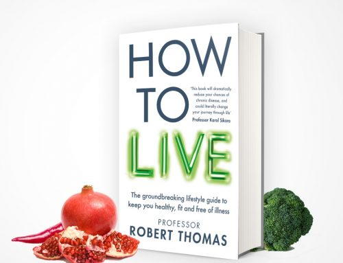 How to Live by Professor Robert Thomas